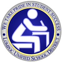 Lompoc Unified School District logo